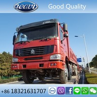 Used 8x4 Sinotruk Howo Dump Tipper Truck for sale