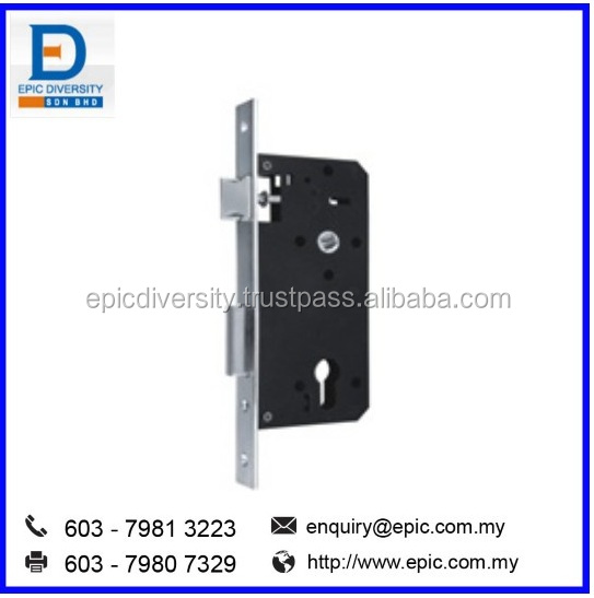 9609 Mortise Night Latch Lock Malaysia