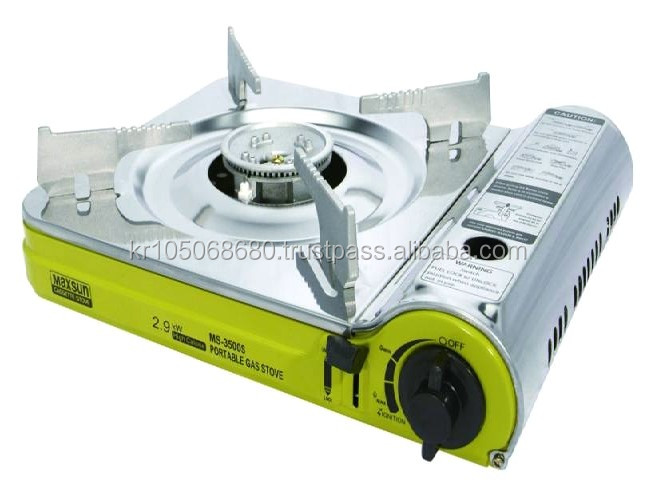 Max Ultra Slim Portble Gas Stove
