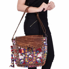 Indian Banjara Gypsy Coin Bag Traditional Clutch Embroidery Shoulder sling Bags