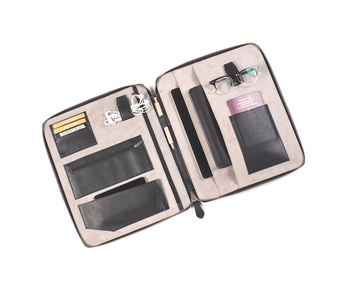 Big size wholesale personalized travel organizer wallet by india