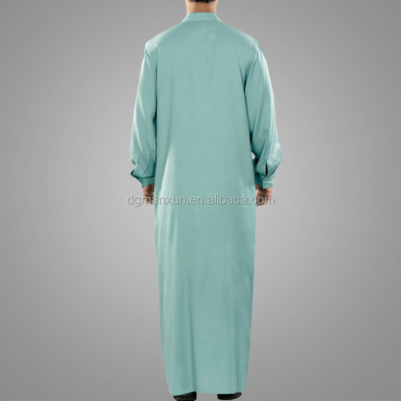 Best selling new high quality muslim men thobe kurta