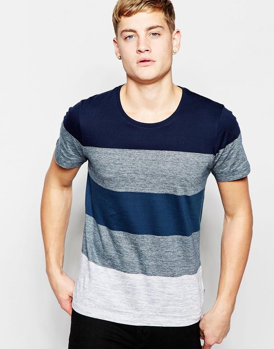 2017 best sell half sleeve T shirt cotton for men