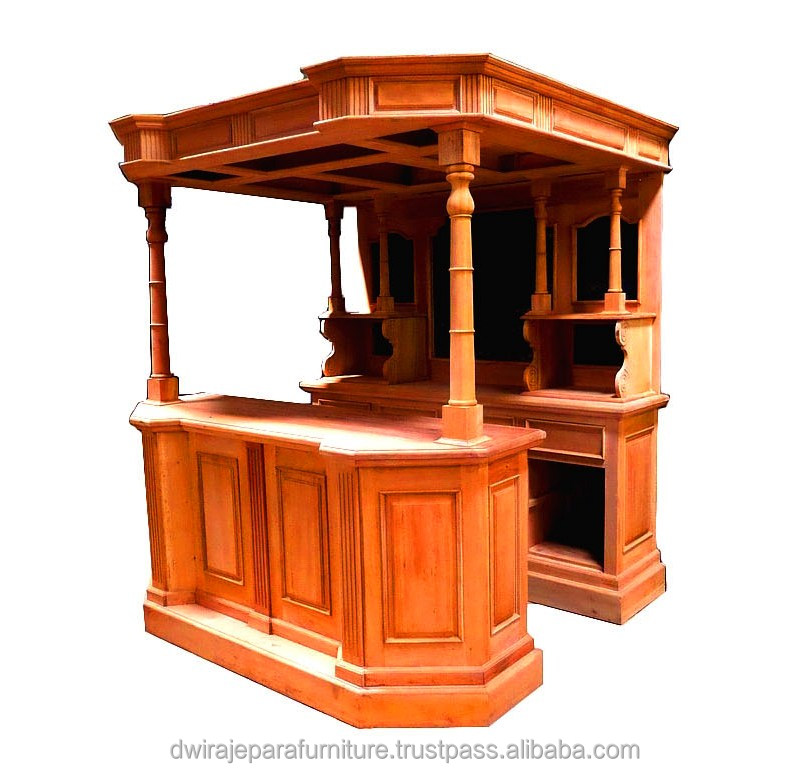 Jepara furniture Bar set made from classic mahogany wood and we still have other jepara furniture models in our warehouse.