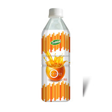 Famous Brand 500 ml Pet Bottle Orange Juice