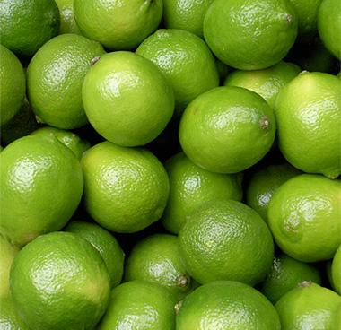 Fresh Lime and Lemons