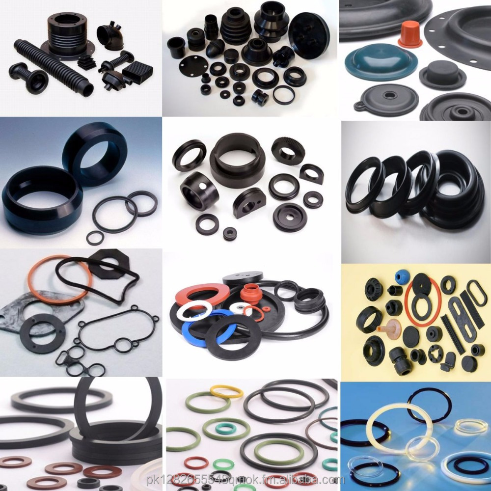 NBR rubber Products- O RIng- Silicon Rubber Parts- Customized Rubber Parts