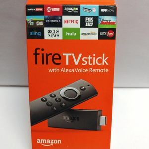 original Am++azon Fire T+V Stick with Alexa Voice Remote Streaming 2nd Gen