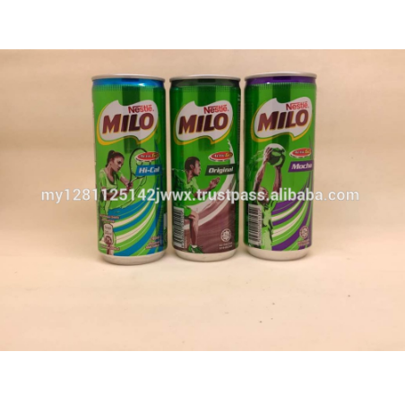 Nestle MILO Malted Canned Drink / Malt Drink in Cans 240ml x 24 cans