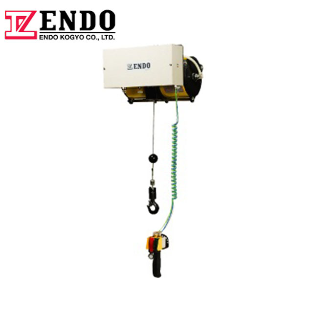 2 kinds of air balancer: With lift or with balance control module. Manufactured by Endo Kogyo. Made in Japan