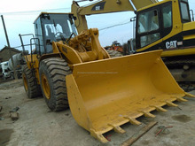 966G Fairly used Wheel Loader Used in Road Construction for Sale