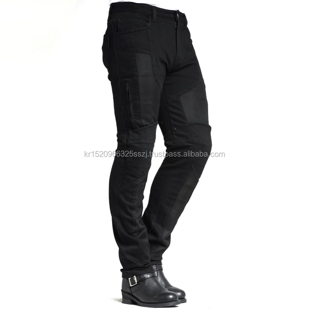 maxler jean for man biker slim fit mens jeans made in korea wholesale pants for boys
