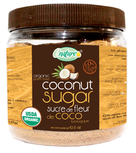 ORGANIC & CERTIFIED COCONUT PALM SUGAR RETAIL PRESENTATION