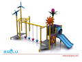 Metal Playground Equipment