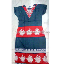 design of indian nighty - high quality indian nighty