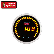 New car product 10 colors auto fuel pressure gauge