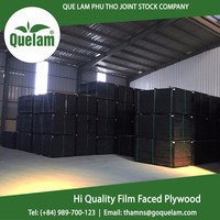 Big Capacity Of Film Faced Plywood