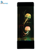 Modern Decoration Jellyfish LED Mood Lamp with Neon Color Changing Lights