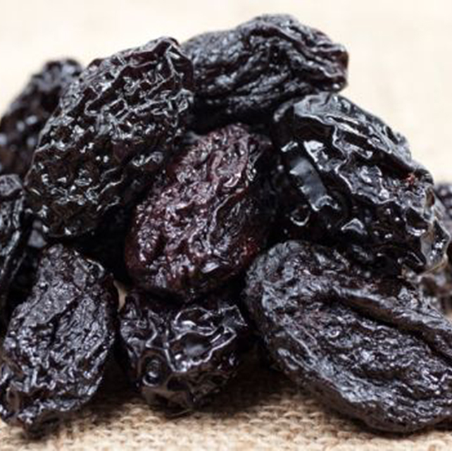 Prunes Sweet Nutritious Deep Taste Sticky Chewy Texture Fun to Eat Fruit