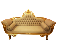 Indonesia Furniture Classic Mahogany Sofa Furniture