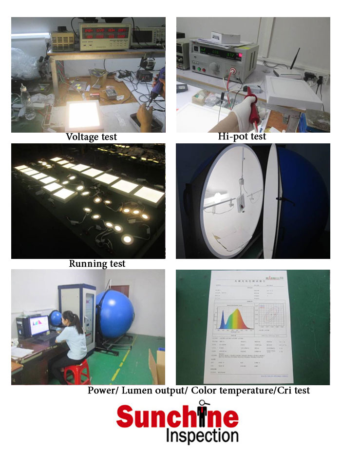 China product inspection / Thorough Product Checking and Testing
