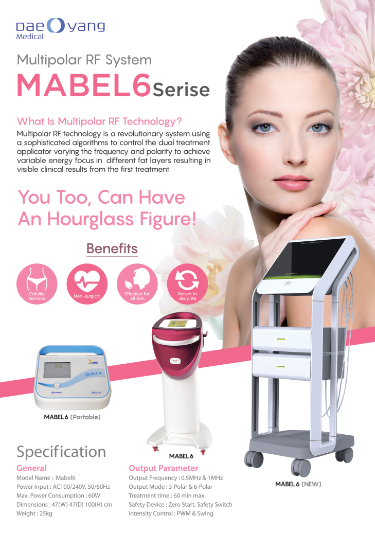Mabel 6 Radio Frequency