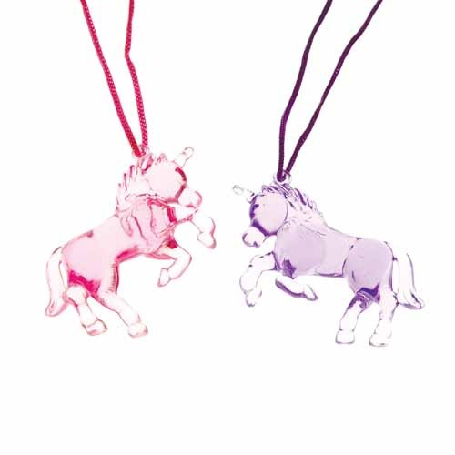 UNICORN NECKLACES #JA743