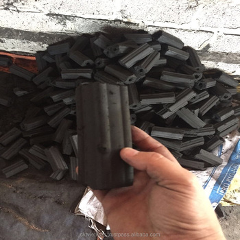 NATURAL HARDWOOD BRIQUETTES CHARCOAL FROM VIETNAM