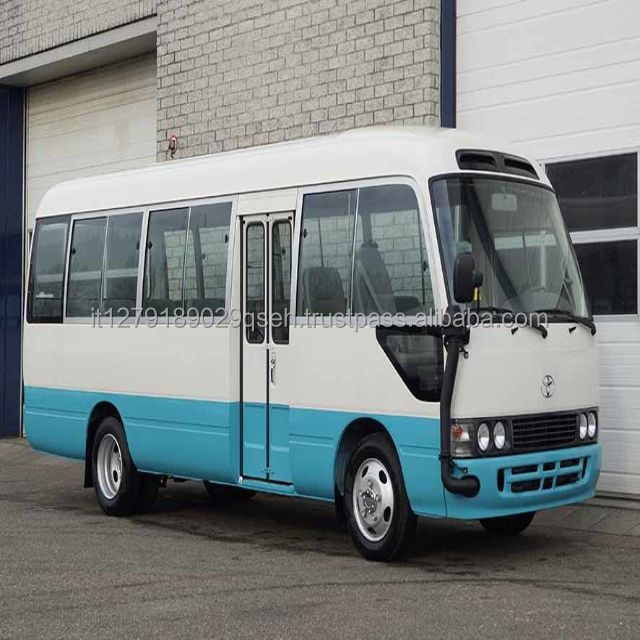 2015 Toyota coaster interurban bus