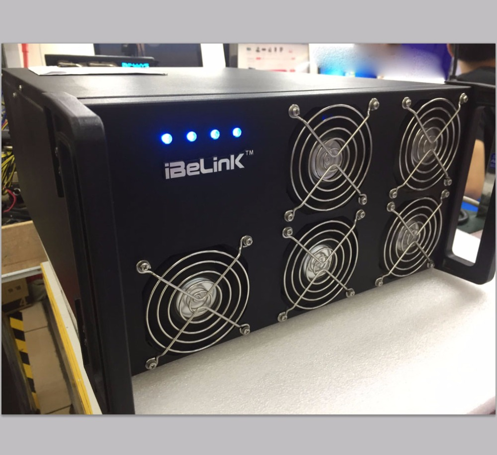 2017 iBelink DM22 22GH/S X11 DASH Mining Machine DM11 10.8GH/S iBelink DASH Miner in Stock