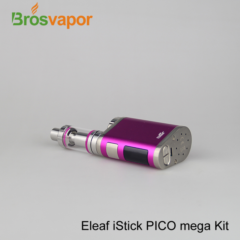Hottest Market best selling Newest Eleaf istick pico 75W kit popular in USA Europe market In stock