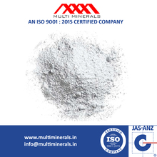 High Brightness (98% +) Rubber Grade Micronised Powder Calcite Powder