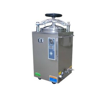 High Performance Easy Operation  Vertical Steam Sterilizer