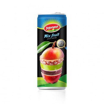 NFC Fruit Juice Mix Fruit juice suppliers drink in canned 250ml