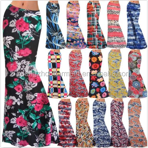 Guangzhou Clothes OEM Sexy Floral Printed Jersey Hippie Chic Vestidos Brand Clothing