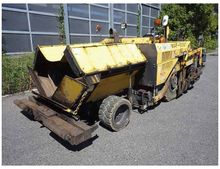 USED SUMITOMO HA45W-5 ASPHALT FINISHER FROM JAPAN