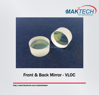 Front Back Mirror VLOC Diamond YAG Laser Diode Cutting Machine