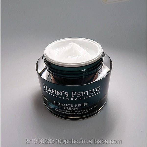 Hahn's Peptide Ultimate relief cream Soothing Cream Anti aging Whitening Cream