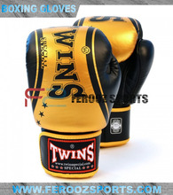 Your Own Brand Name Twins Special Muay Thai Boxing Gloves Training Sparring Boxing Gloves fsw-1026