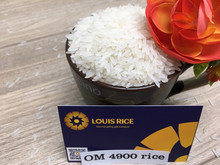 Vietnam perfumed rice 5% broken Louis Rice brand