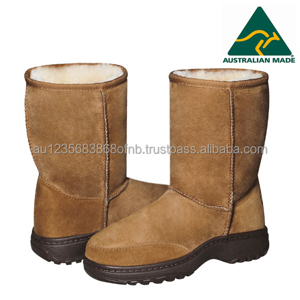 ALPINE CLASSIC SHORT sheepskin boots made in Australia