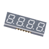 "0.56 inch 0.56"" 7 segment 4 digit common anode/cathode clock led digital number smd display"