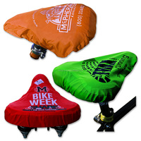Best Selling Customized Waterproof Bicycle Seat Cover, Bike Saddle Cover