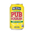 Pub Squash Lemon Soda 375ml - Made in Australia