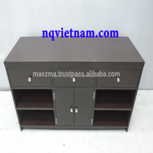 Lobby Entertainment Console Hotel Furniture