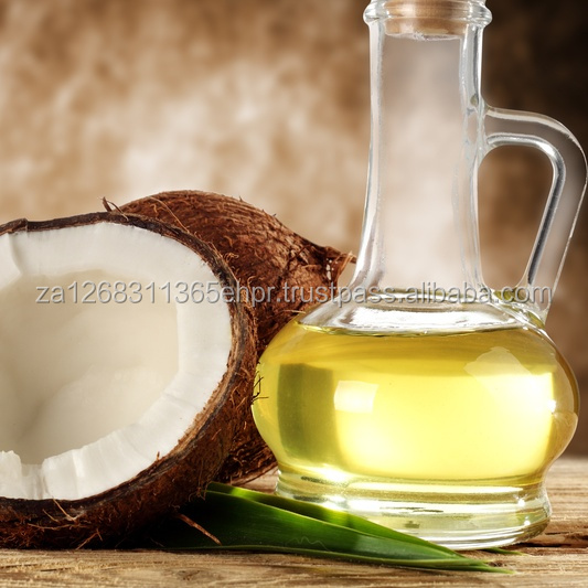 Organic RBD Coconut Oil