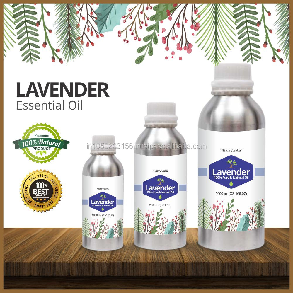 Top Quality Lavender Extract Oil with Competitive Price