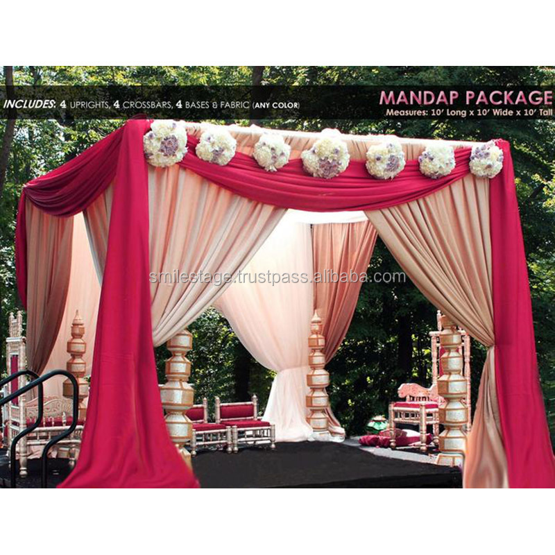 Malaysia Stylephoto booth props pipe and drape photo booth props