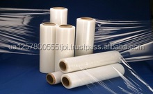 Lldpe Stretch Film Wrapping Film Roll Wrapping Plastic Roll for sale