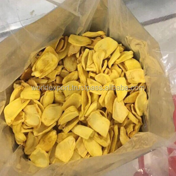 New Crop Hot product Low temprature Vacuum fried Tropical fruit High quality Jackfruit chips